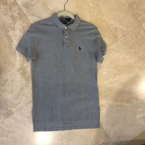 2/$35 Polo Ralph Lauren Custom Fit - Grey Polo